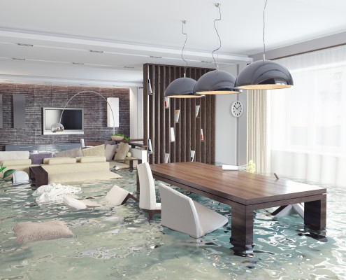 Residential Flooding and Water Damage