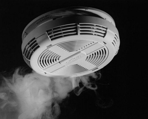 Smoke Alarms at Home